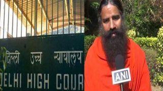 Delhi HC ने योगगुरु रामदेव से दिल्ली मेडिकल एसोसिएशन के द्वारा दायर केस में मांगा जवाब