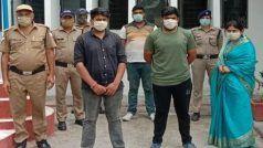Uttrakhand BJP महिला मोर्चा की प्रदेश सचिव ने करोड़ों की प्रॉपर्टी पर किया कब्जा, 2 बेटों और सहयोगी समेत हुईं अरेस्ट