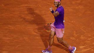 French Open 2021 Match Highlights Roland Garros: Rafael Nadal Defeats Alexei Popyrin in Straight Sets
