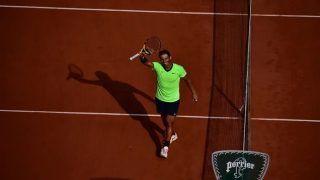 Frecnh Open में पहला सेट हारे Rafael Nadal, सेमीफाइनल में पहुंचे