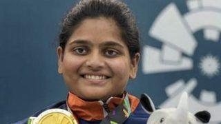 Shooting: Rahi Sarnobat Wins Gold at ISSF World Cup 2021 in Women's 25m Pistol Event