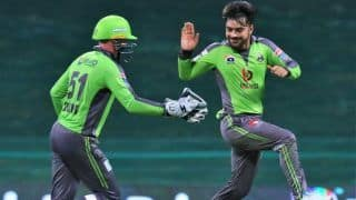 MUL vs LAH Dream11 Team Prediction Pakistan Super League T20: Captain, Fantasy Tips PSL 2021- Multan Sultans vs Lahore Qalandars, Playing 11s, Team News of Match 28 From Sheikh Zayed Stadium at 9:30 PM IST June 18 Friday