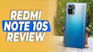 Should You Buy Xiaomi Redmi Note 10S ? | Watch Video to Know its Features, Review and More