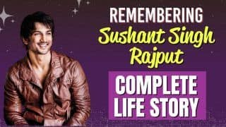 Sushant Singh Rajput's First Death Anniversary | Complete Life Story