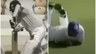WATCH: The ONLY Time Sachin Tendulkar Was Dismissed For a Duck in Ranji Trophy!