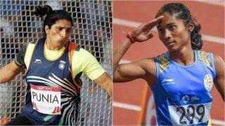 Discus Thrower Seema Punia Qualifies For Tokyo Olympics, Hima Das Set to Miss Summer Games