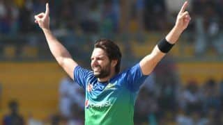 Shahid Afridi Picks All-Time Best Playing XI, Only One Indian Gets a Spot