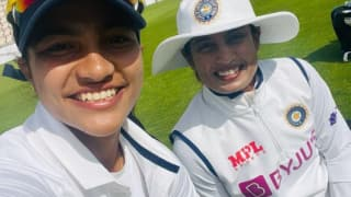 India women vs england women sneh rana dedicate first day performance to late father 4746922