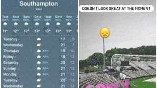 Fans Slam ICC For Getting Weather, Venue, Scheduling Wrong of Ind vs NZ WTC Final 2021 Final at Southampton, England