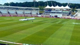 WTC Final Pitch: First Look of The Ageas Bowl Strip at Southampton Ahead of India-New Zealand Face-Off | PIC