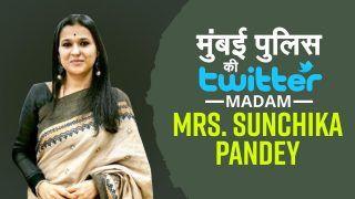 Meet Sunchika Pandey Aka Twitter Madam | The Lady Behind Mumbai Police's Viral Tweets