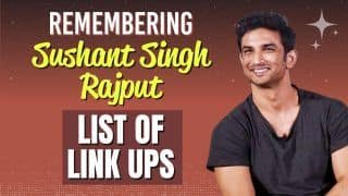 Remembering Sushant Singh Rajput | List of Actresses Who Stole His Heart