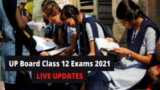 UP Class 12 Board Exams Likely to Be Cancelled, CM Yogi To Decide