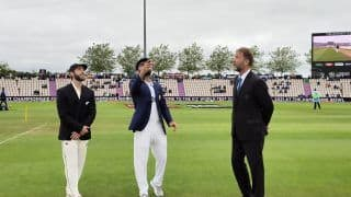 India vs New Zealand Toss Update WTC Final: Kane Williamson Decides to Bowl First After Winning Toss
