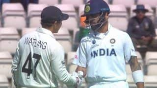 Virat Kohli's Gesture Towards BJ Watling Wins Heart | WATCH VIDEO