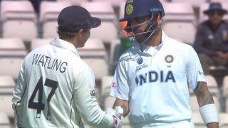 अंतरराष्ट्रीय क्रिकेट के आखिरी दिन से पहले BJ Watling से मिले Virat kohli,  फैन्स ने की प्रशंसा