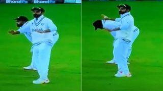 Virat Kohli Dancing Video: टीम इंडिया का हौसला बढ़ाने के लिए मैदान पर नाचने लगे विराट