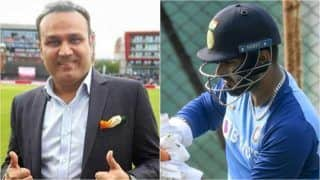 Virender Sehwag Gives Golden Advice to Rishabh Pant Ahead of WTC Final 2021 vs New Zealand, Says Wicketkeeper Knows His Batting Better Than Anybody Else