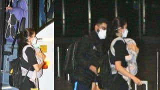 SNAPPED! Picture of Virushka Leaving Together For UK Goes Viral