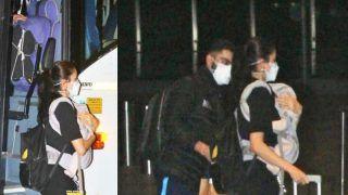 Picture of Virat Kohli-Anushka Sharma Leaving From Mumbai Together For India's Tour of England Goes Viral!