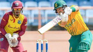 WI vs SA: साउथ अफ्रीका ने लिया पहली हार का बदला, विंडीज को 16 रन से दी मात