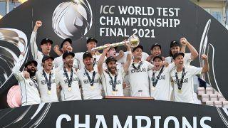 WTC खिताब जीतने पर ICC ने दी न्यूजीलैंड को बधाई, भारतीय टीम को सराहा
