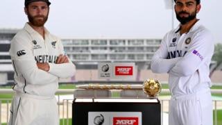 India vs New Zealand WTC Final 2021, Day 1 Match: टॉस के बगैर पहला दिन समाप्त, बारिश ने बढ़ाई फैंस की चिंता