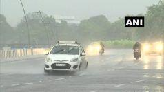 Alert in UP: पहाड़ों पर हो रही बारिश का यूपी में दिख रहा असर, दिल्ली-लखनऊ हाईवे बंद