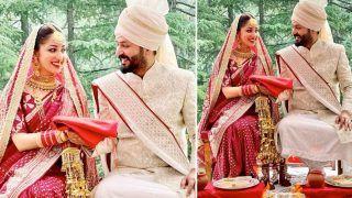Yami Gautam Ties Knot With Uri Director Aditya Dhar In An Intimate Wedding Ceremony | See Pic