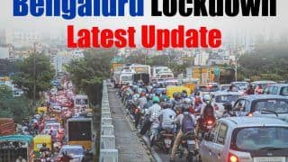 Lockdown In Bengaluru Urban May be Lifted After June 14; Know Here Why