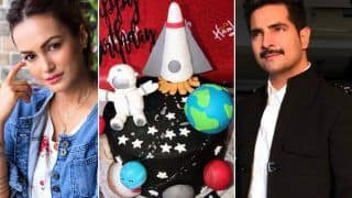 Karan Mehra Celebrates His Son's Birthday Amid Allegations of Domestic Abuse By Wife Nisha Rawal