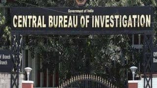 एसबीआई से 862 करोड़ रुपये ठगने के आरोप में CBI ने मुंबई की IT इंफ्रा कंपनी पर मारा छापा