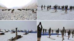 International Yoga Day 2021 Live: योगमय देश-दुनिया, ऐसे मनाया जा रहा 7वां योग डे