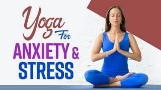 Yoga For Anxiety and Stress: Top 5 Asanas To Improve Mental Health  International Yoga Day