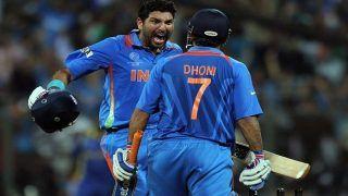 मुझे उम्मीद थी 2007 T20 वर्ल्ड कप में MS धोनी नहीं, मैं बनूंगा कप्तान: Yuvraj Singh