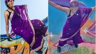 Viral Video: This 46-Year-Old Woman Skating In a Saree is All The Inspiration We Need Today | Watch