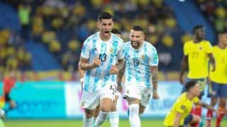 Live Streaming Argentina vs Chile Copa America 2021 in India: When And Where to Watch ARG vs CHI Live Stream Football Match Online and on TV