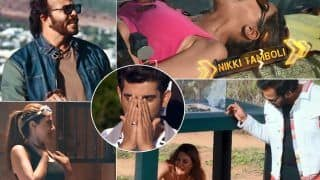 Khatron Ke Khiladi 11 New Promo Out: Nikki Tamboli Cries, Arjun Bijlani Feels Disgusted