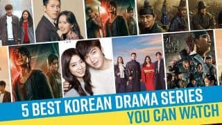 5 Best Korean Drama Series You Can Binge Watch | Top 5 K-Drama Recommendations
