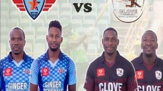 CC vs GG Dream11 Team Prediction, Fantasy Tips, Spice Isle T10 - Captain, Vice-captain, Probable Playing XIs For Clove Challengers vs Ginger Generals, 9:30 PM IST, 1st June