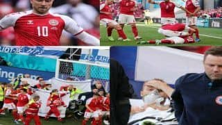 EURO 2020: Christian Eriksen Stable, UEFA Thank Both Teams for Exemplary Attitude
