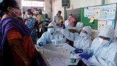 यूपी: 24 घंटे में 46 और कोरोना संक्रमितों की मौत, मृतकों की संख्या 22 हज़ार से पार