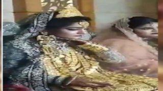 Dulhan Ka Gahna: सिर से पैर तक गहनों से लदी दुल्हन, टोकरी भर-भरकर दिए रुपये, वीडियो देख लोगों ने कहा-बाप रे बाप