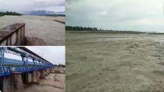 UP के कई जिलों में बाढ़ के खतरे का हाई अलर्ट, प्रयागराज, पटना में गंगा का जलस्तर बढ़ा