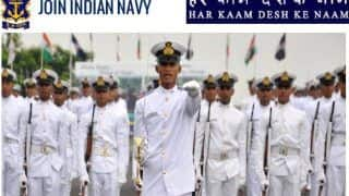 Indian Navy Recruitment 2021: 10th Pass Eligible, Apply Online For Sailor Posts Till 23rd July
