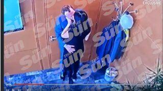 Kiss पर मचा बवाल, ब्रिटेन के स्वास्थ्य मंत्री Matt Hancock का सहकर्मी से लिपलॉक का वीडियो हुआ वायरल, जानिए फिर...