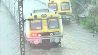 Mumbai Local Train Latest Update: Services Halted Between Kurla, Sion Stations Due to Waterlogging