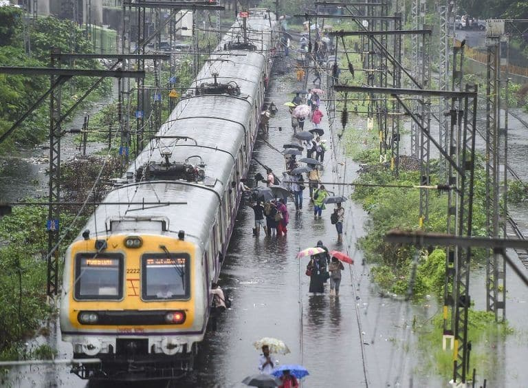Mumbai Rains: Will Mumbai Local Train Services Be Affected Today?