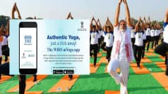 PM Modi Launches M-Yoga App on International Yoga Day 2021 | Here's All You Need to Know