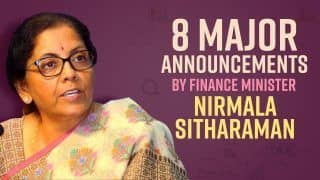 FM Niramala Sitharaman: Loan Guarantees To Free Tourist Visas, 8 Major Announcements To Boost Up Economy, Health & Tourism